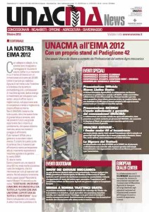 UNACMA News – Ottobre 2012 - www.unacma.it