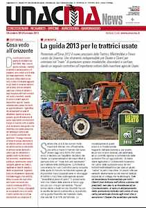 UNACMA News - Dicembre 2012 - www.unacma.it