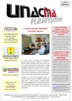 Unacma Newsletter