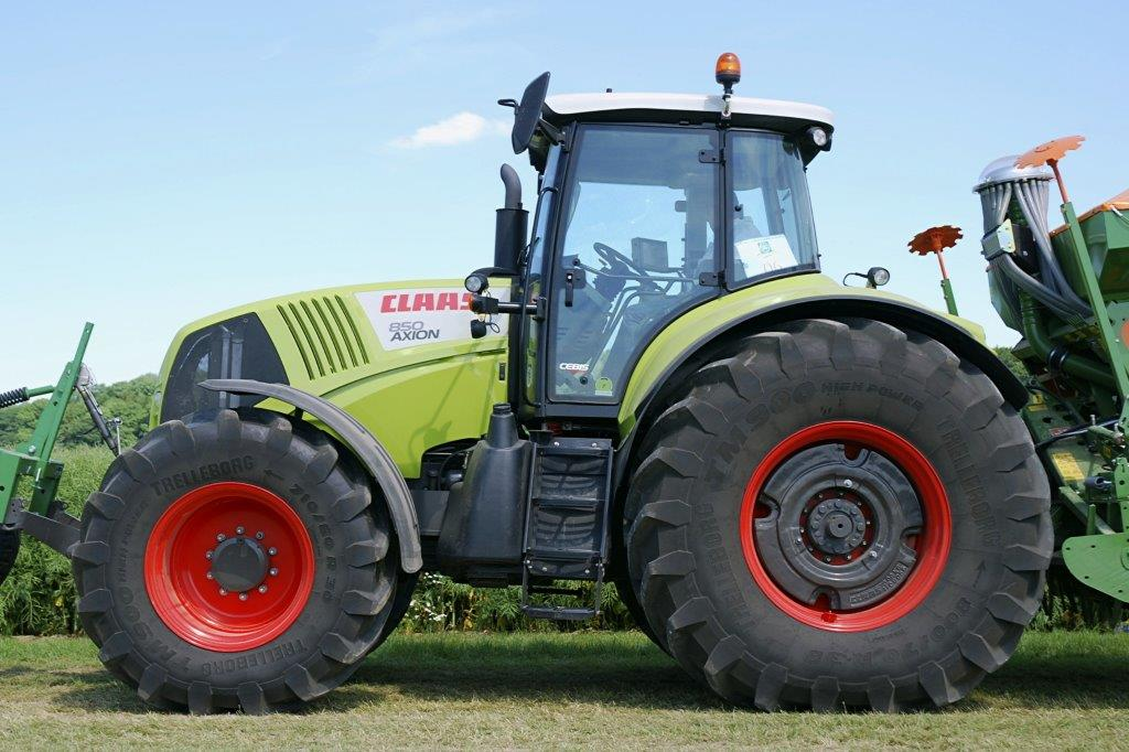 Claas Tractor of the Year