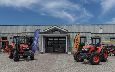 Gennari agricoltura nuovo concessionario Kubota trattori per Lodi e Cremona
