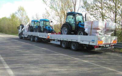 Fissazione del carico su camion – E' in vigore il Decreto ministeriale N°215 del 19 maggio 2017
