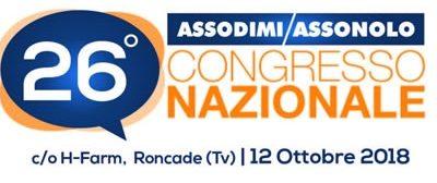 Assodimi: congresso 12 ottobre