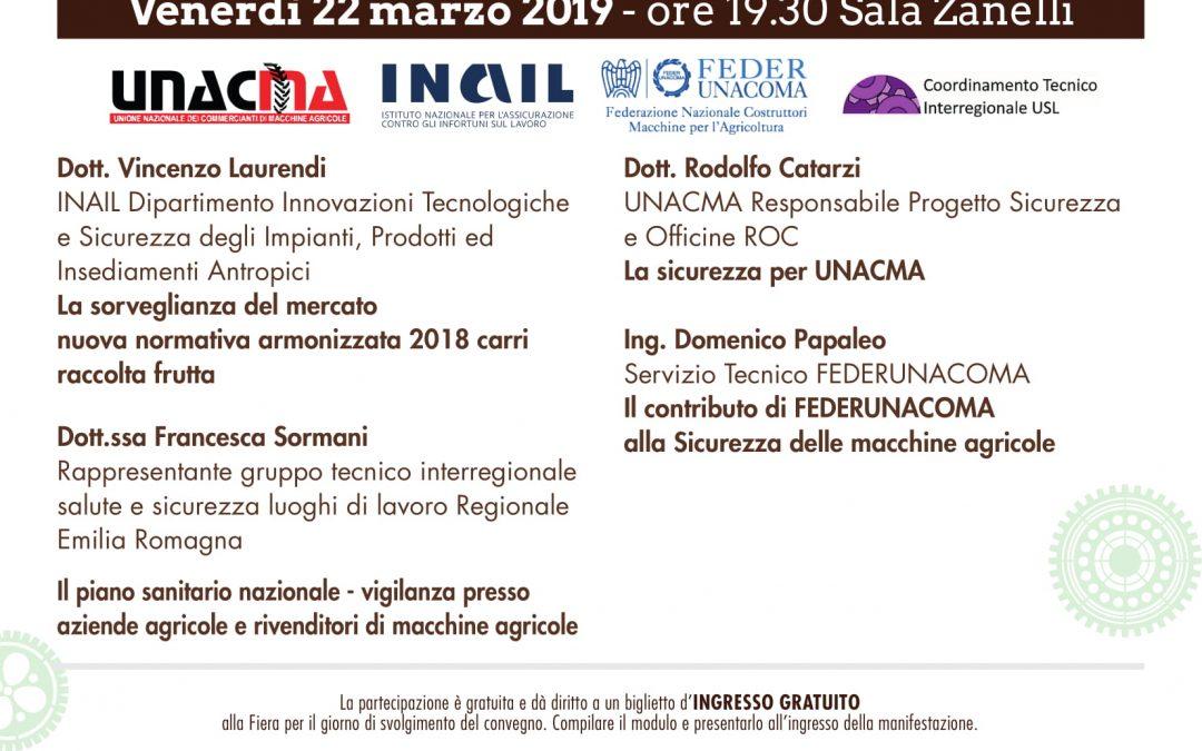 UNACMA al Mo.Me.Vi di Faenza: dal 22 al 24 marzo