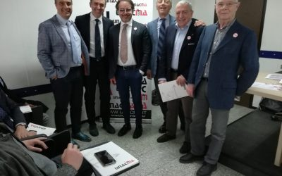Road Show UNACMA in Puglia: la partecipazione consistente ad un dibattito coinvolgente