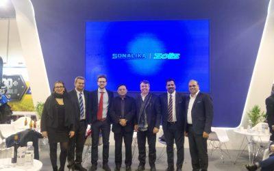 Fiaccadori Soluzioni Srl: nuovo Importatore esclusivo trattori Solis per l'Italia