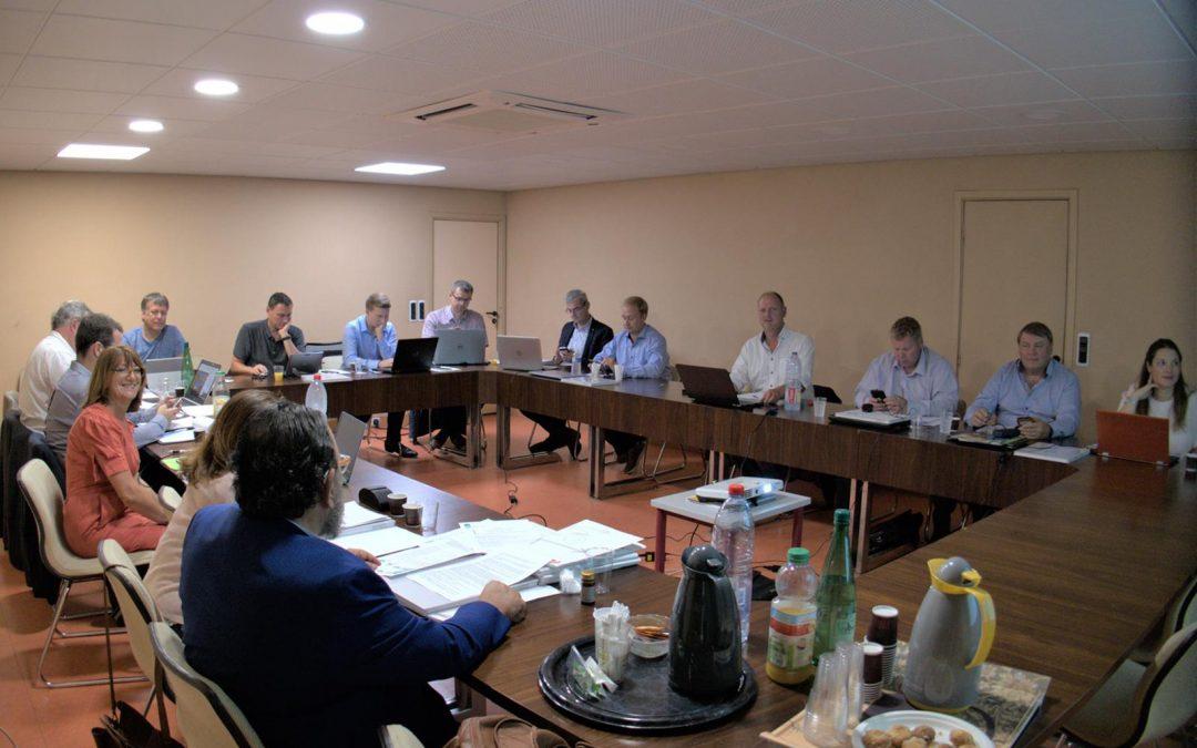 CLIMMAR meeting a Parigi: l'Italia tra i candidati preferiti alla vice-presidenza