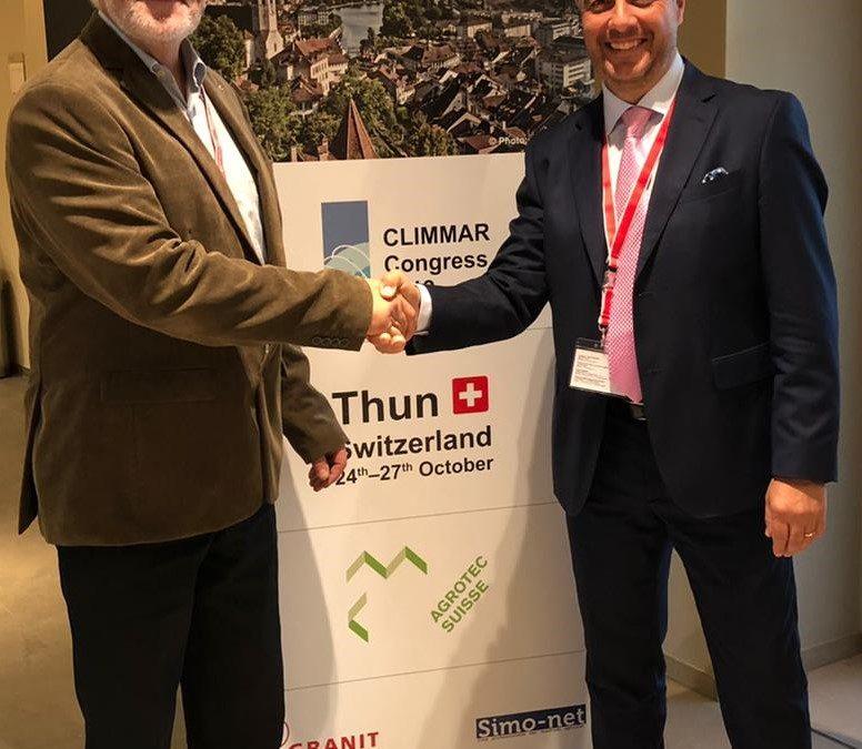Roberto Rinaldin: il nuovo Vice Presidente del CLIMMAR