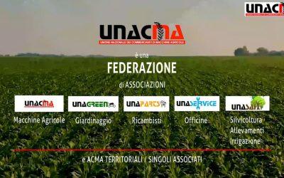 Nuovo video Unacma
