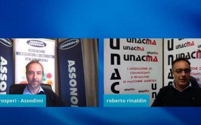 Protocollo di collaborazione: Assodimi -Federacma