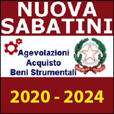 Decreto direttoriale 1 giugno 2021 – Nuova Sabatini. Chiusura dello sportello presentazione delle domande per la concessione e l'erogazione dei contributi