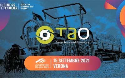 TAO 2021: Un'esperienza da vivere